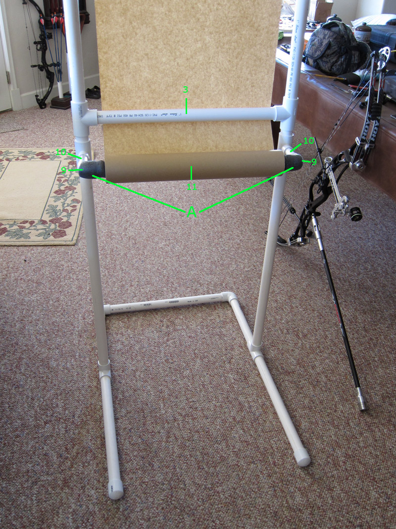 Paper Tuning Stand D I Y Hunting And The Outdoors 10 best homemade diy archery target ideas. forums hunting and the outdoors